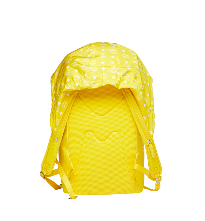 MCM Luft Hoodie Backpack in Nylon Alternate View 4