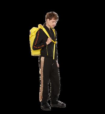 MCM Luft Hoodie Backpack in Nylon Alternate View 7
