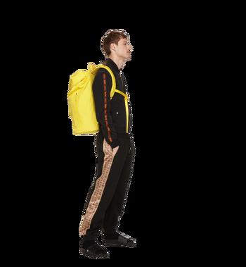 MCM Luft Hoodie Backpack in Nylon Alternate View 8