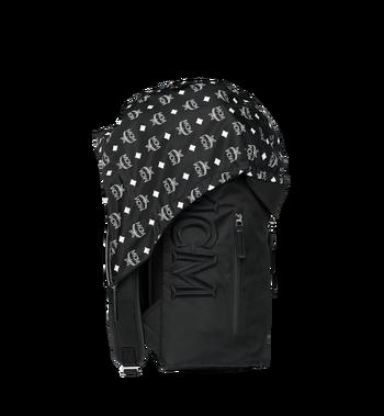 MCM Luft Hoodie Backpack in Nylon Alternate View 3