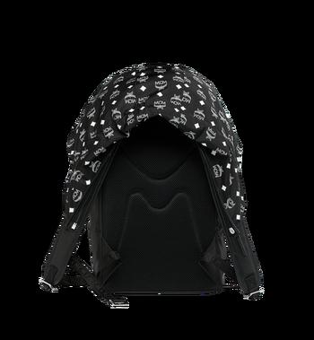 MCM Luft Hoodie Backpack in Nylon Alternate View 4