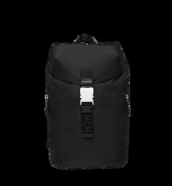 MCM Luft Hoodie Backpack in Nylon Alternate View 5