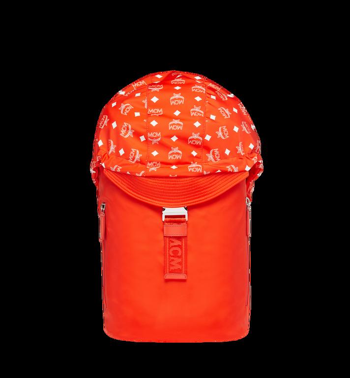 MCM Luft Hoodie Backpack in Nylon Alternate View