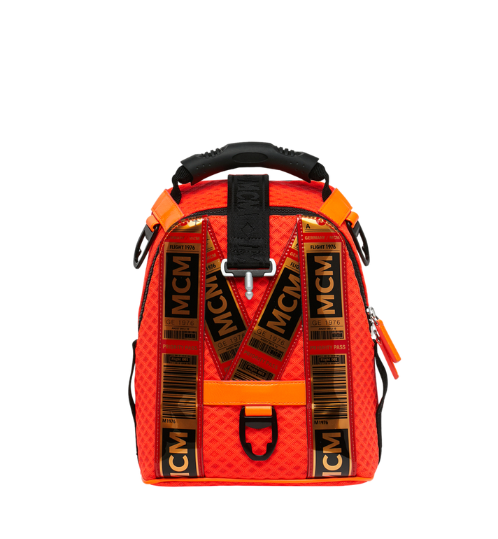 MCM Jemison 2-in-1 Rucksack aus Meshmaterial AlternateView5