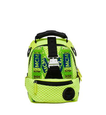 MCM Jemison 2-in-1 Backpack in Mesh Alternate View