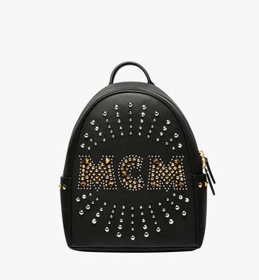 85c388e93d Stark Backpack in Radial Stud Leather