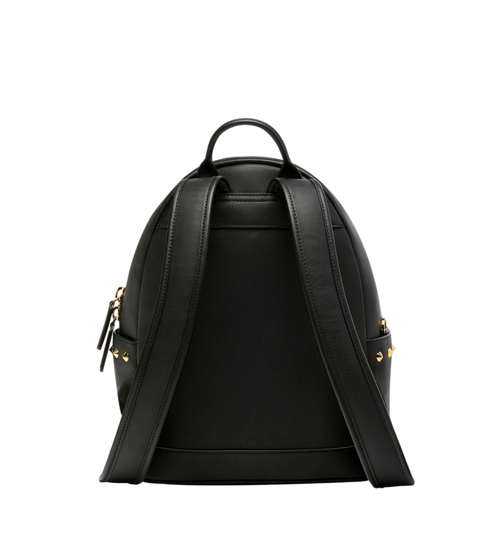 MCM Stark Backpack in Radial Stud Leather AlternateView4