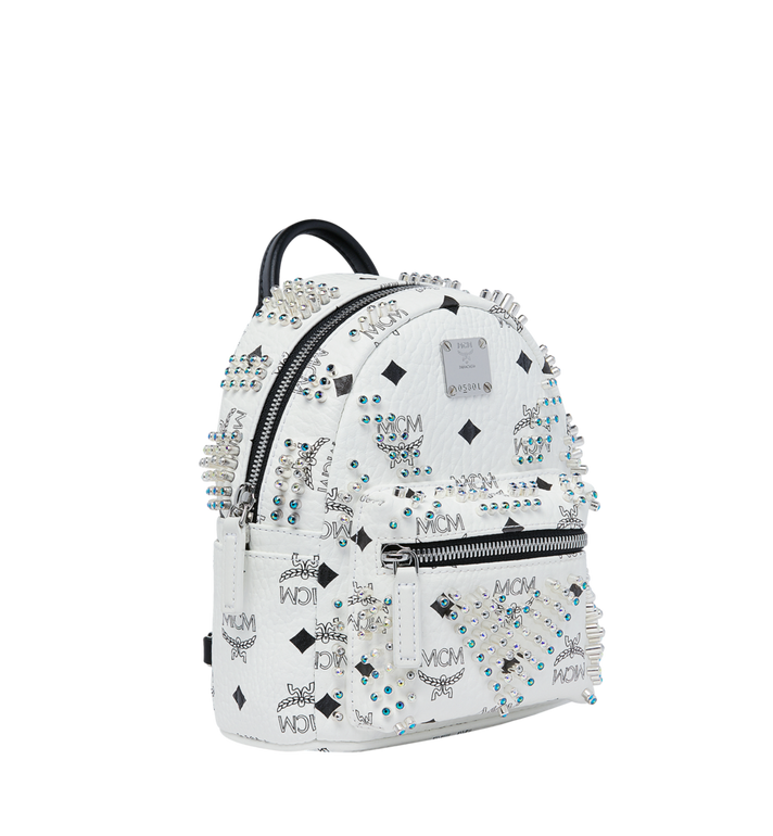 20 Cm    8 In Stark Bebe Boo Backpack In Graded M Studs