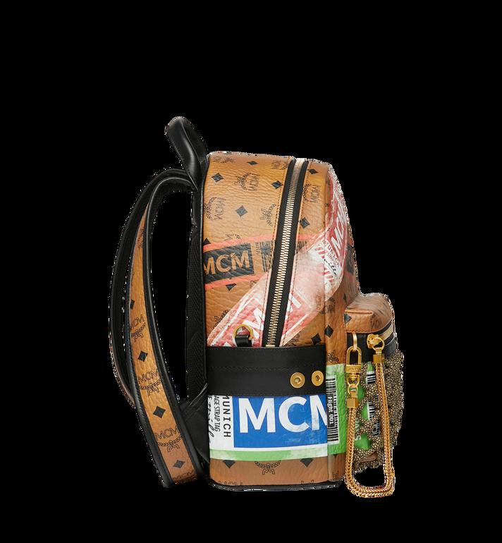 MCM Stark Backpack in Flight Print Visetos Alternate View 3
