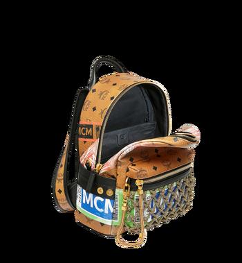 MCM Stark Backpack in Flight Print Visetos Alternate View 5