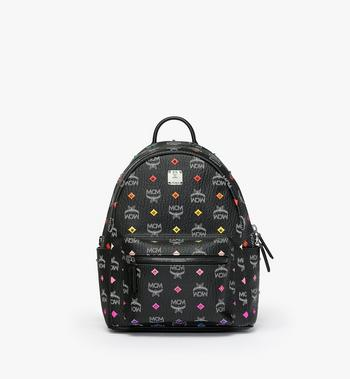 MCM Stark Backpack in Skyoptic Stud Visetos MMK9SVE30BA001 AlternateView