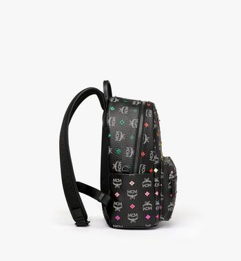MCM Stark Backpack in Skyoptic Stud Visetos Alternate View 2