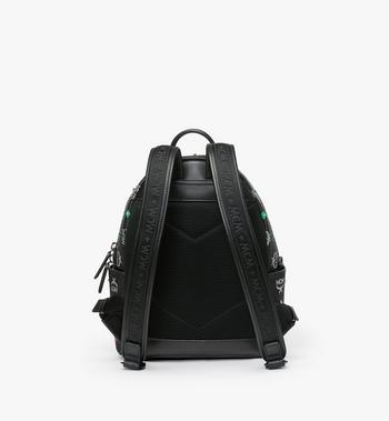 MCM Stark Backpack in Skyoptic Stud Visetos MMK9SVE30BA001 AlternateView3