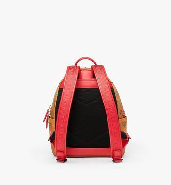 MCM Stark Backpack in Skyoptic Stud Visetos MMK9SVE30CA001 AlternateView3