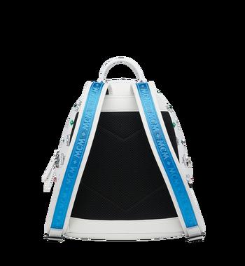 MCM Stark Backpack in Skyoptic Stud Visetos MMK9SVE30WA001 AlternateView4