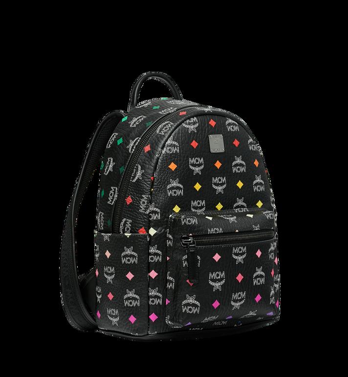 MCM Stark Backpack in Skyoptic Visetos Alternate View 2