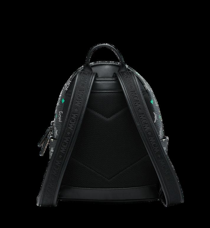 MCM Stark Backpack in Skyoptic Visetos Alternate View 4