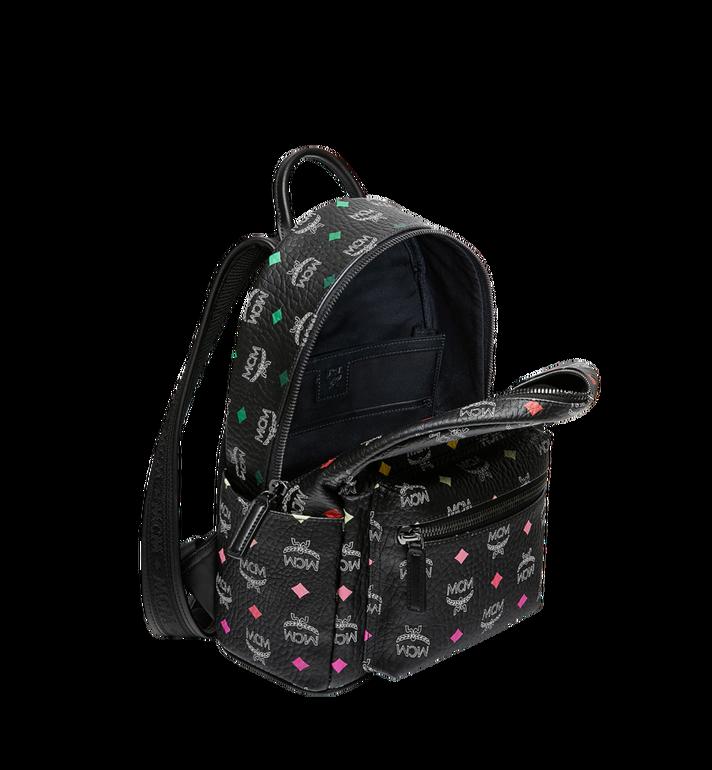 MCM Stark Backpack in Skyoptic Visetos Alternate View 5