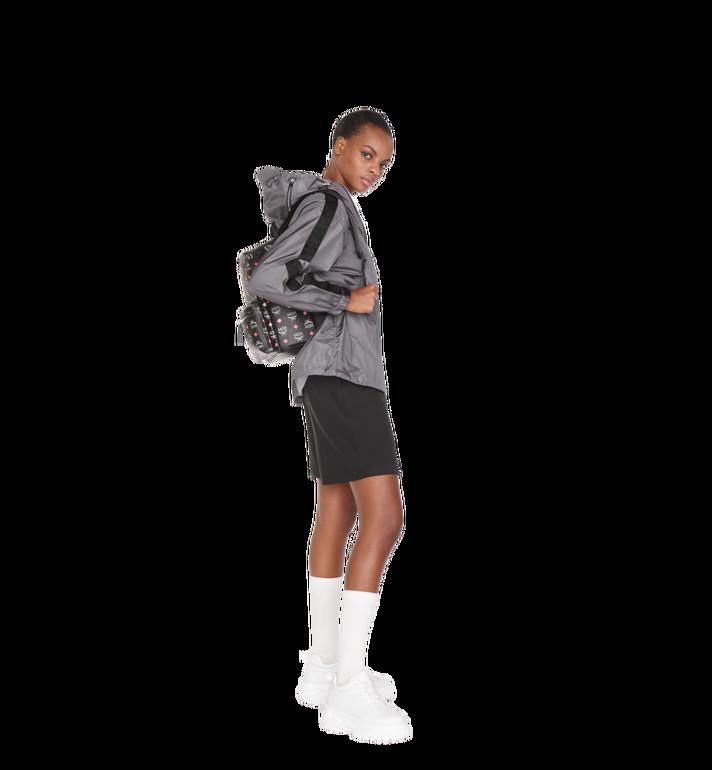 MCM Stark Backpack in Skyoptic Visetos Alternate View 6