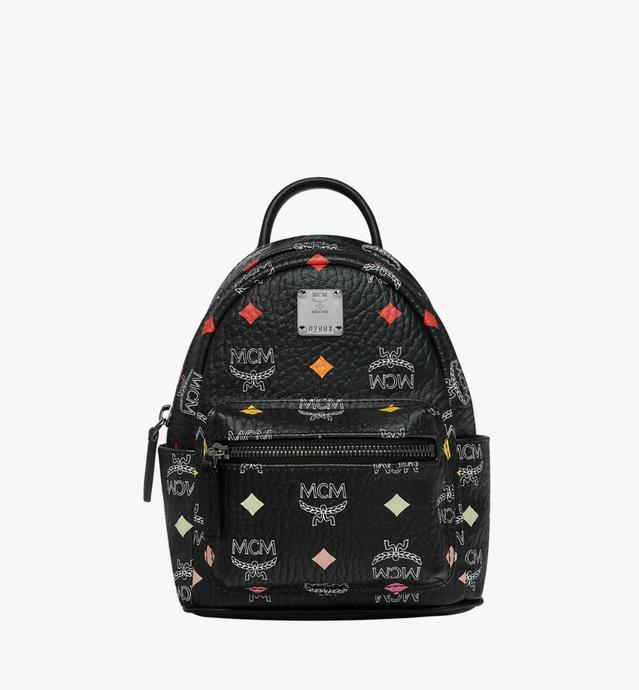 Stark Bebe Boo Backpack in Skyoptic Visetos