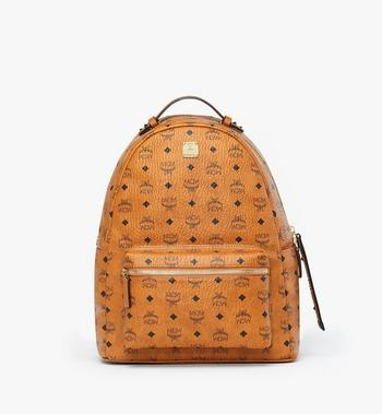 MCM Stark Backpack in Visetos MMK9SVE73CO001 AlternateView