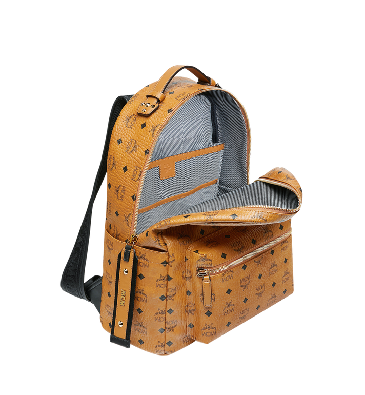 MCM Stark Backpack in Visetos Alternate View 5