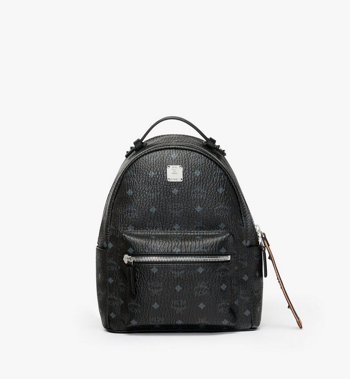 MCM 스타크 백팩 Black MMK9SVE74BK001 Alternate View 1