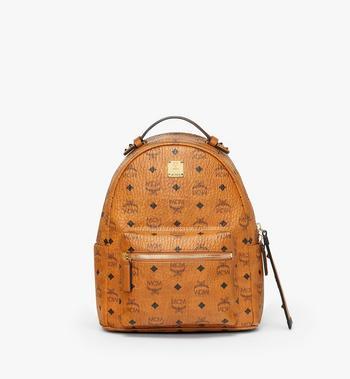 MCM Stark Backpack in Visetos MMK9SVE74CO001 AlternateView