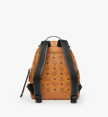 MCM Stark Backpack in Visetos MMK9SVE74CO001 AlternateView3