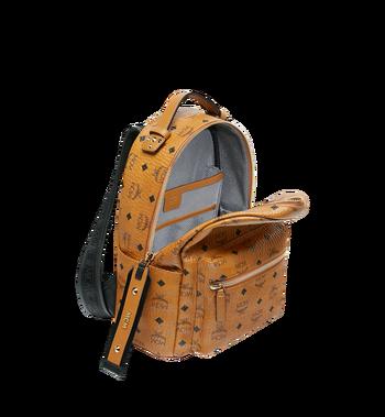 MCM Stark Backpack in Visetos MMK9SVE74CO001 AlternateView5