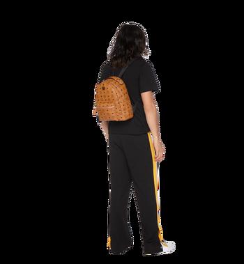 MCM Stark Backpack in Visetos Alternate View 6