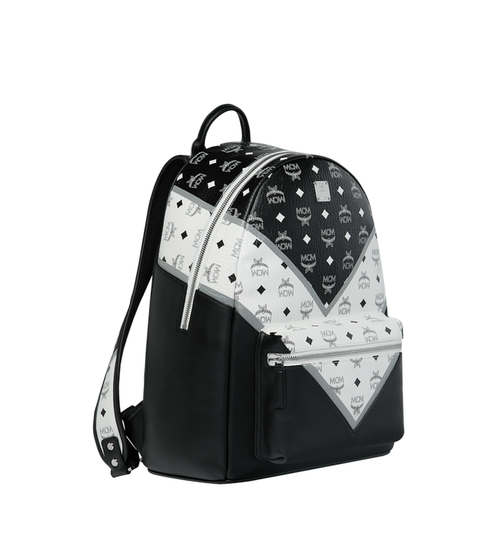 MCM Stark Backpack in M Move Visetos AlternateView2