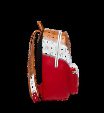 MCM Stark Backpack in M Move Visetos Alternate View 3