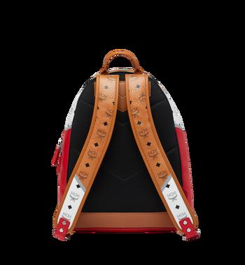 MCM Stark Backpack in M Move Visetos Alternate View 4