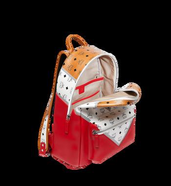 MCM Stark Backpack in M Move Visetos Alternate View 5