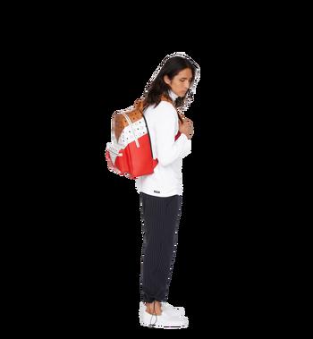 MCM Stark Backpack in M Move Visetos Alternate View 6