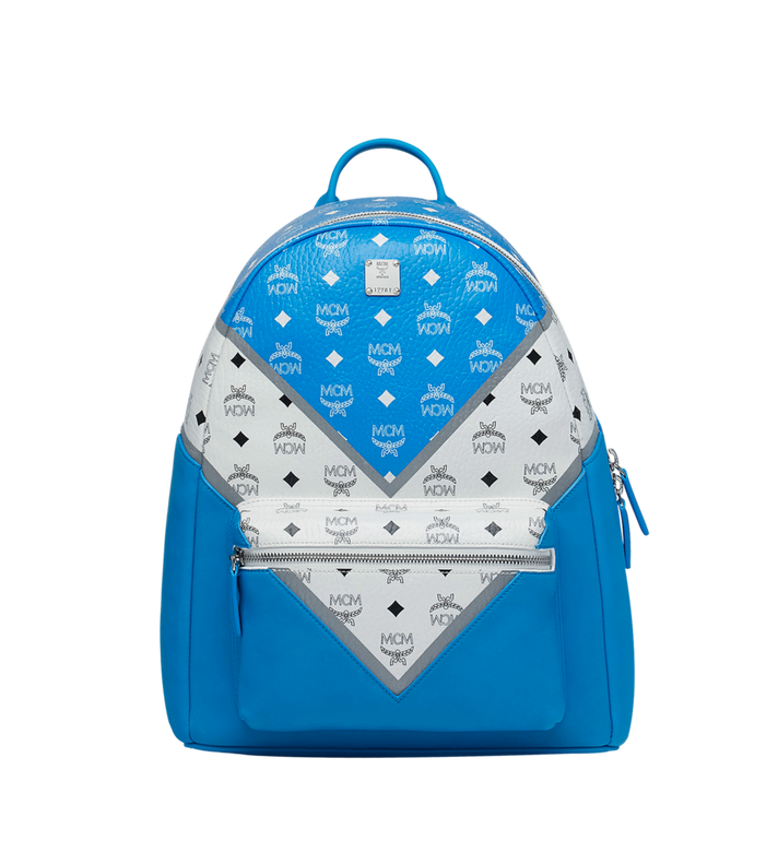 MCM Stark Backpack in M Move Visetos MMK9SVE76HI001 AlternateView