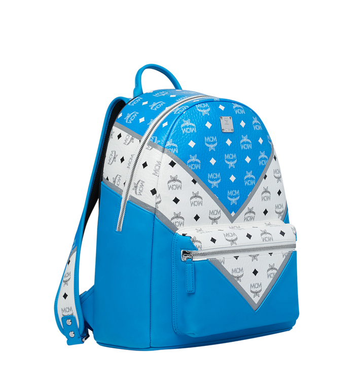 MCM Stark Backpack in M Move Visetos MMK9SVE76HI001 AlternateView2
