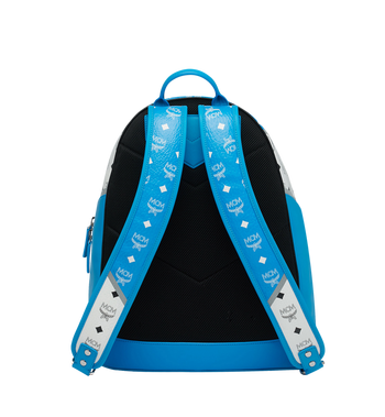 MCM Stark Backpack in M Move Visetos AlternateView4