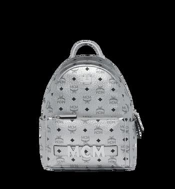 MCM Trilogie Stark Backpack in Visetos AlternateView