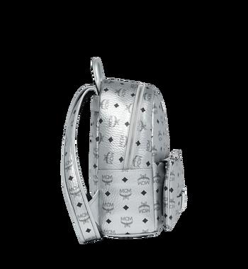 MCM Trilogie Stark Backpack in Visetos AlternateView3