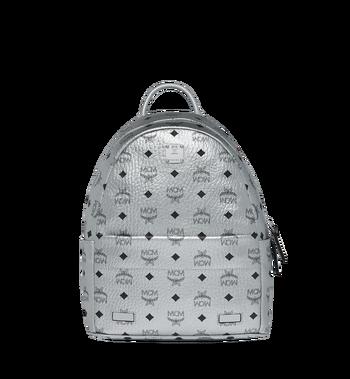 MCM Trilogie Stark Backpack in Visetos AlternateView5