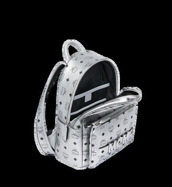MCM Trilogie Stark Backpack in Visetos AlternateView7