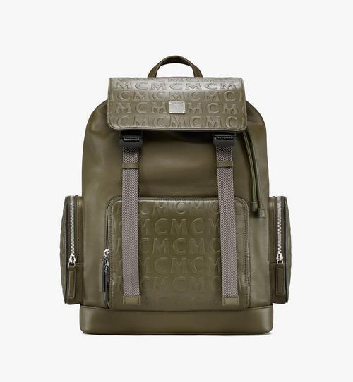 Brandenburg Backpack in MCM Monogram Leather