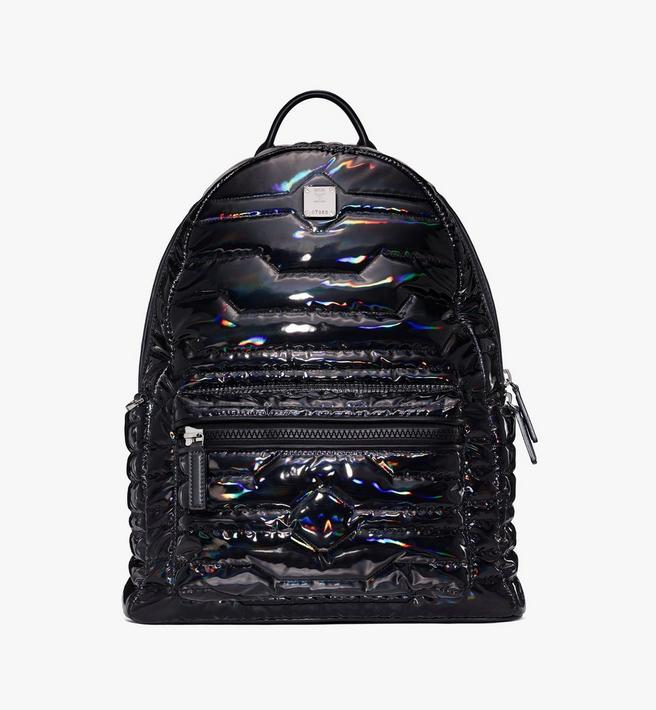 MCM Stark Backpack in Tec-Quilt Fabric Alternate View