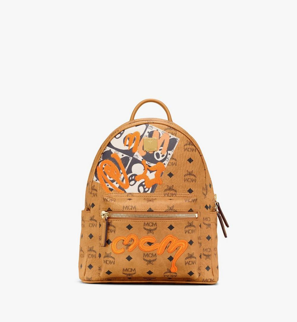 Stark Backpack in Berlin Bear Visetos 1