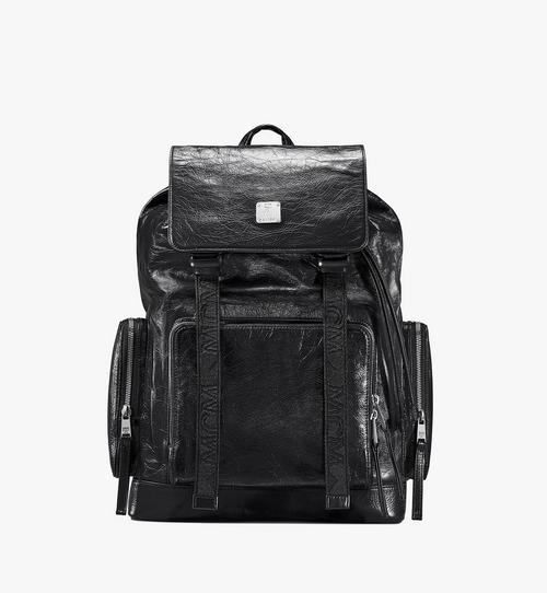 Brandenburg Backpack in Crushed Leather