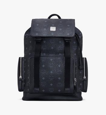MCM Brandenburg Backpack in Visetos Alternate View