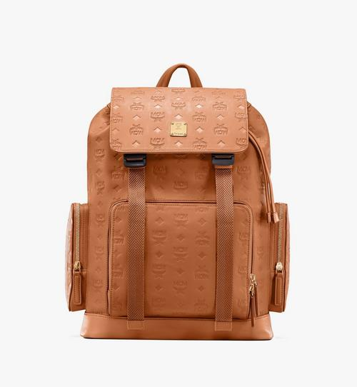 Brandenburg Backpack in Monogram Leather