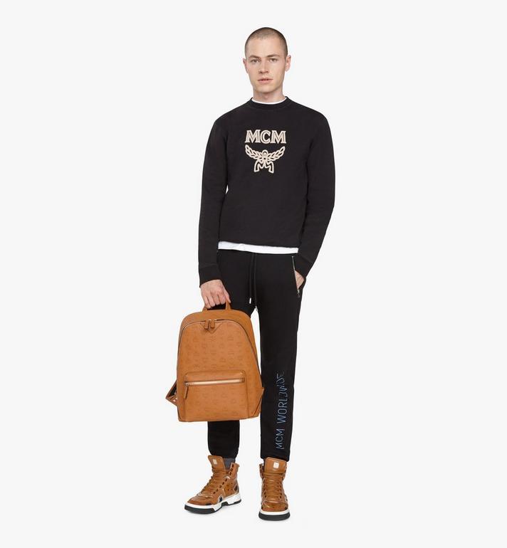 MCM Neo Duke Backpack in Monogram Leather Cognac MMKASDK01CO001 Alternate View 6